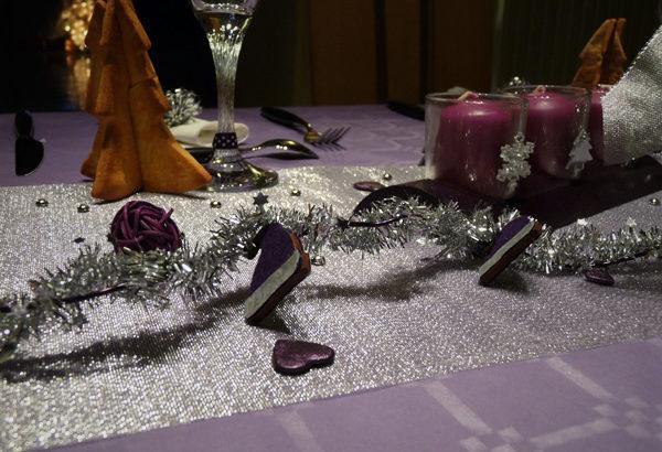 Table de Noël 2013