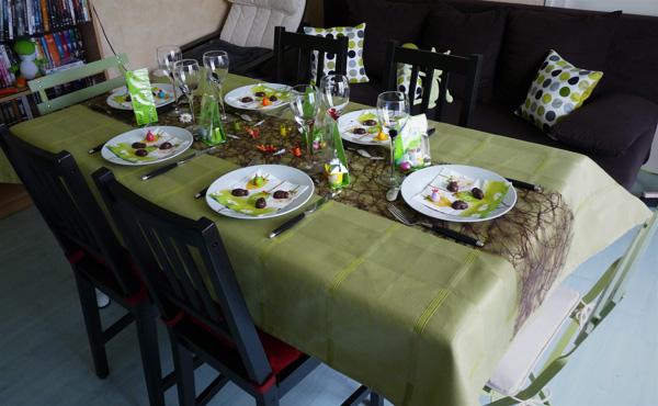Table de pâques