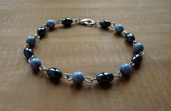 cadeaux bracelet-bleu