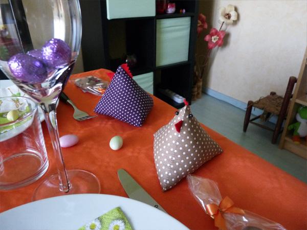 poules-table