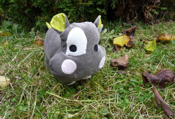 Albert, l'hippopotame