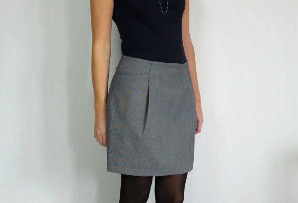 La jupe Alix