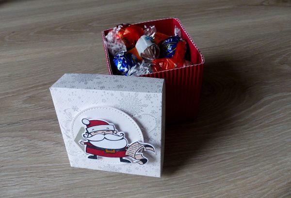 Les boîtes à chocolat
