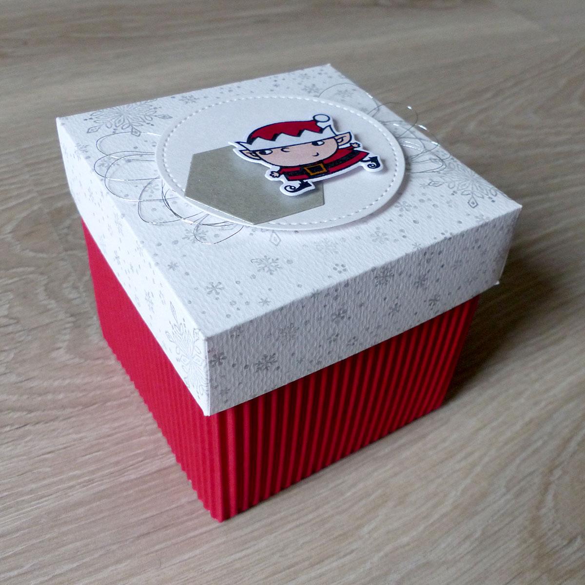 La boîte rouge