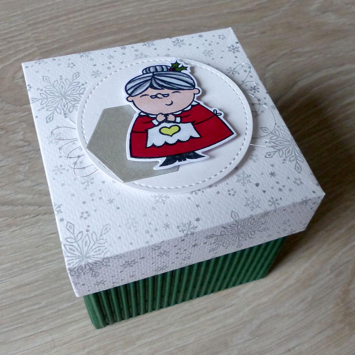 La boîte verte