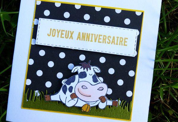 Un anniversaire vache !