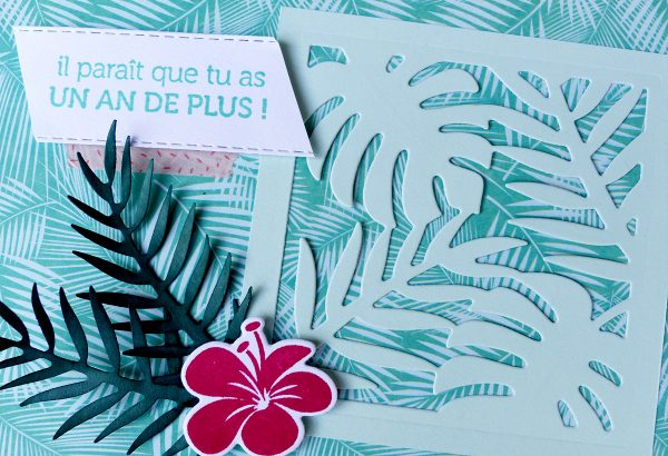 Un anniversaire tropical