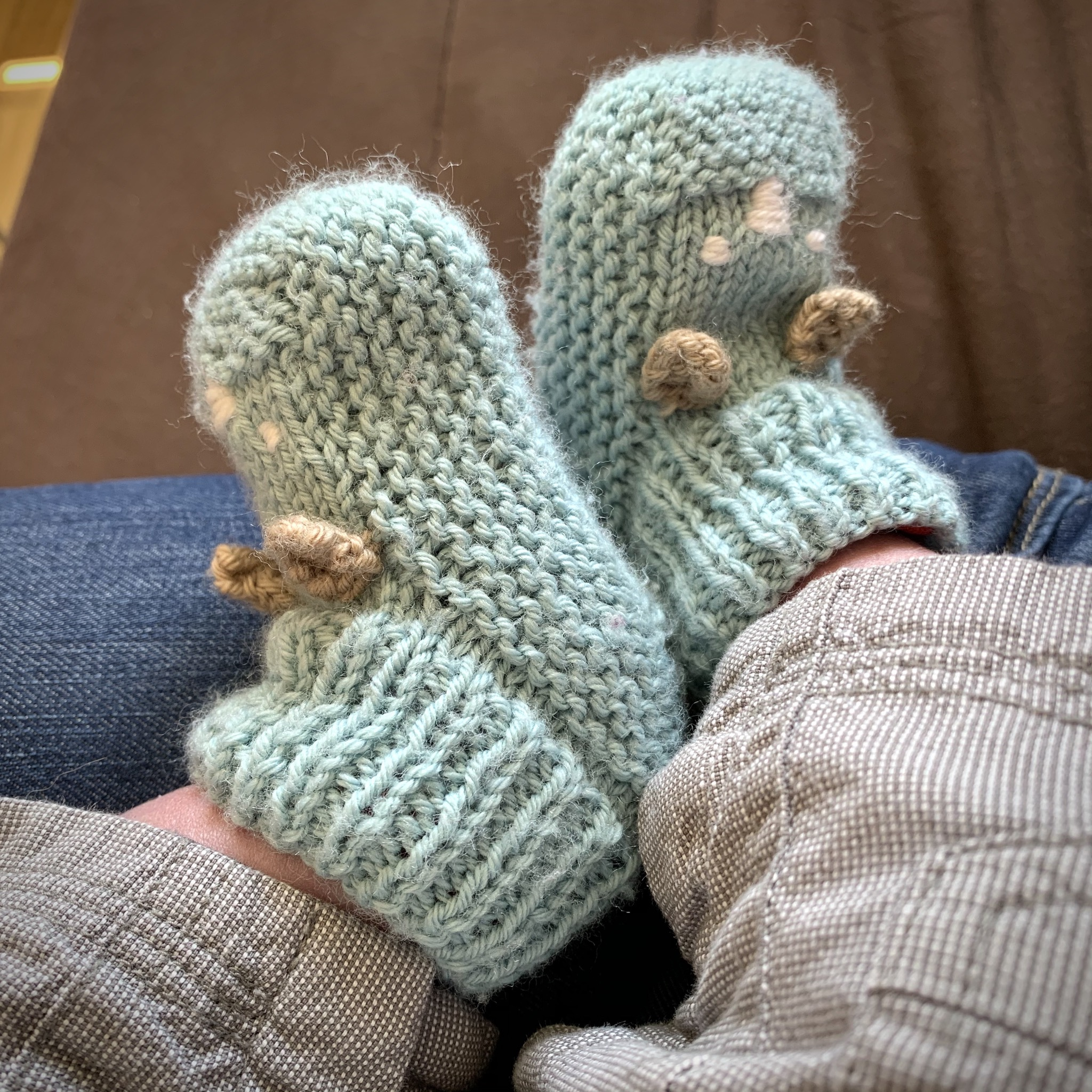 Chaussons Lony