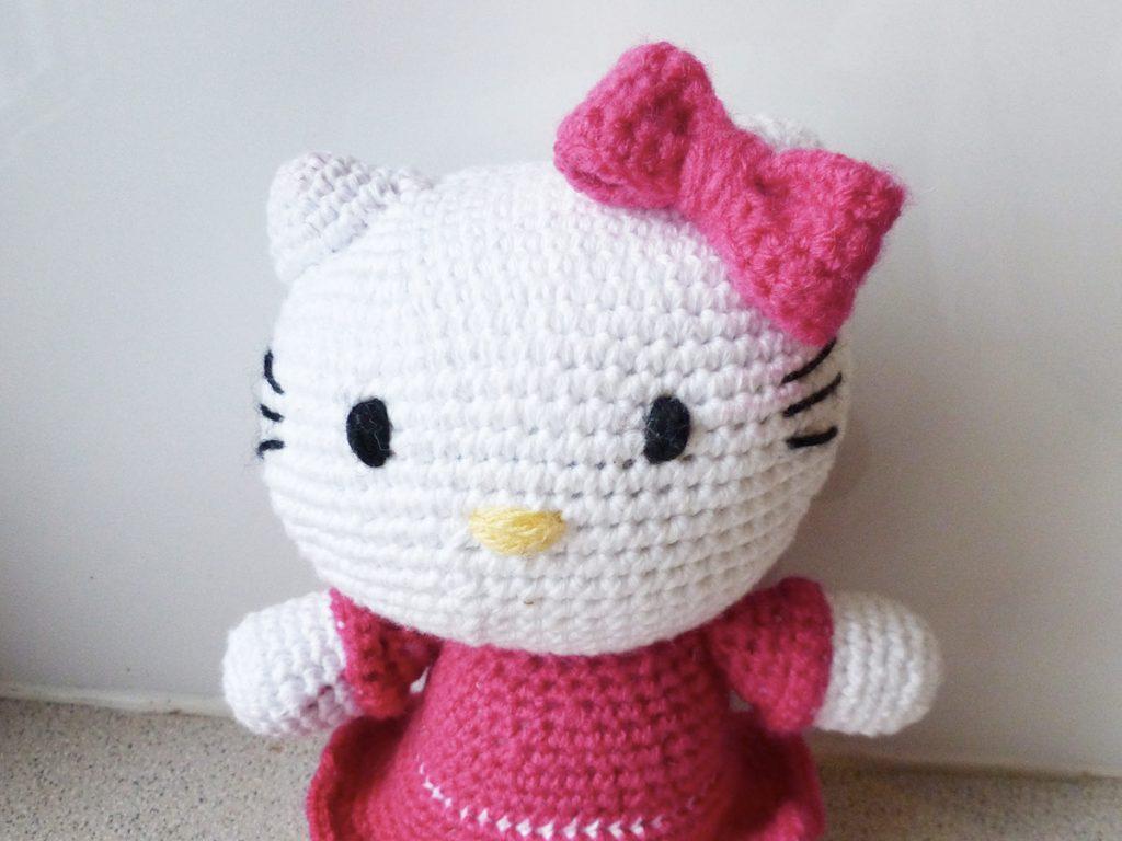 Hello Kitty - zoom