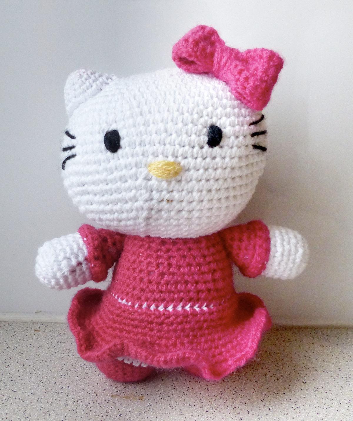 Hello Kitty - Portrait